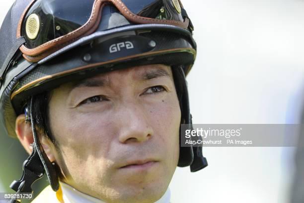 Hiroyuki Uchida jockey