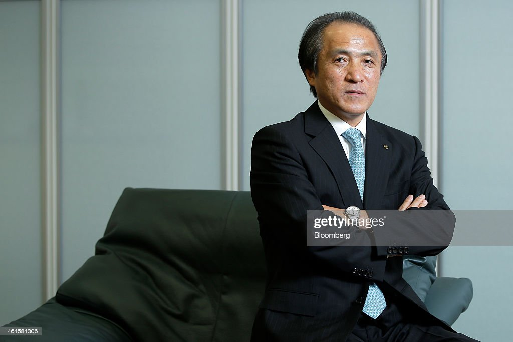 <a gi-track='captionPersonalityLinkClicked' href=/galleries/search?phrase=Hiroyuki+Yanagi&family=editorial&specificpeople=2322752 ng-click='$event.stopPropagation()'>Hiroyuki Yanagi</a>, president and chief executive officer of Yamaha Motor Co., poses for a photograph at the company's headquarters in Iwata, Shizuoka Prefecture, Japan, on Thursday, Feb. 26, 2015. Yamaha aims to double the operating profit margin of its motorcycle business by the end of 2018 as the worlds second-largest motorcycle maker lowers costs and introduces new products. Photographer: Kiyoshi Ota/Bloomberg via Getty Images