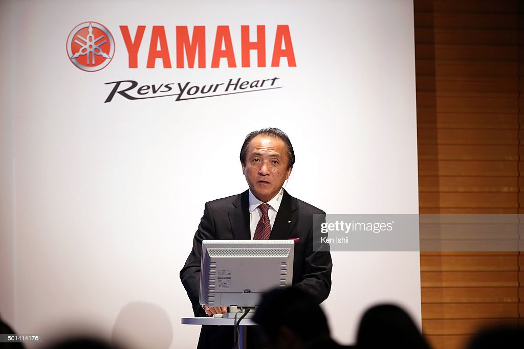 Yamaha Motor Unveils Two Trillion Yen Net Sales Target By 2018