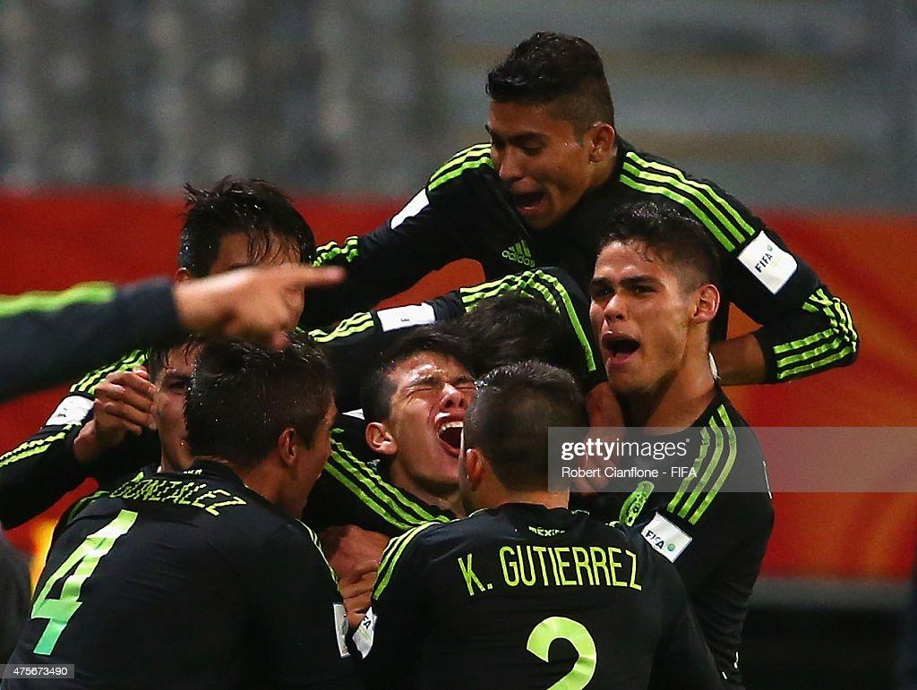 Mexico v Uruguay: Group D - FIFA U-20 World Cup New Zealand 2015