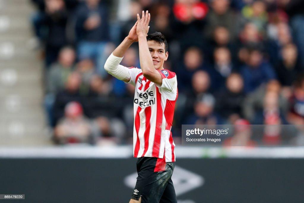 PSV Eindhoven v Heracles Almelo - Dutch Eridivisie
