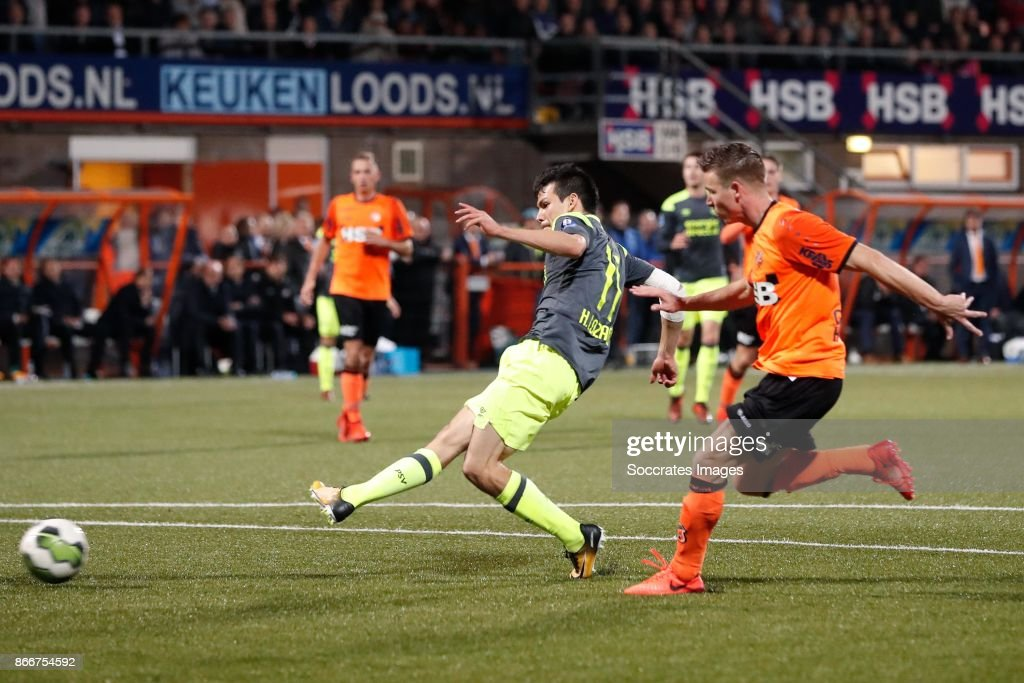 FC Volendam v PSV Eindhiven - Dutch KNVB Beker