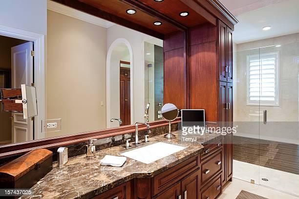 His Bathroom