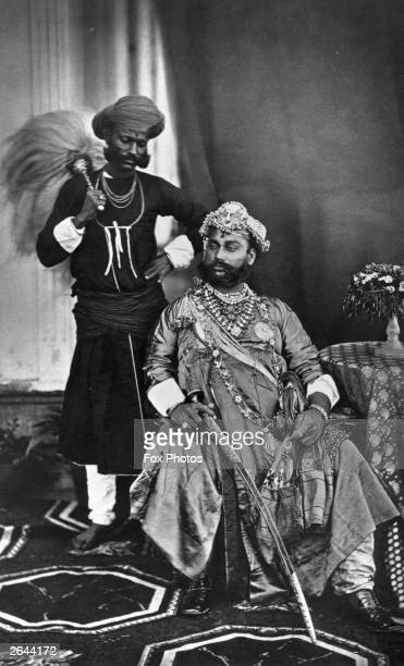 His Highness the Maharajah Holkar of Indore