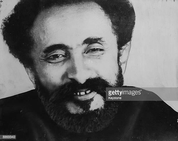 His Imperial Majesty Emperor Haile Selassie I of Ethiopia