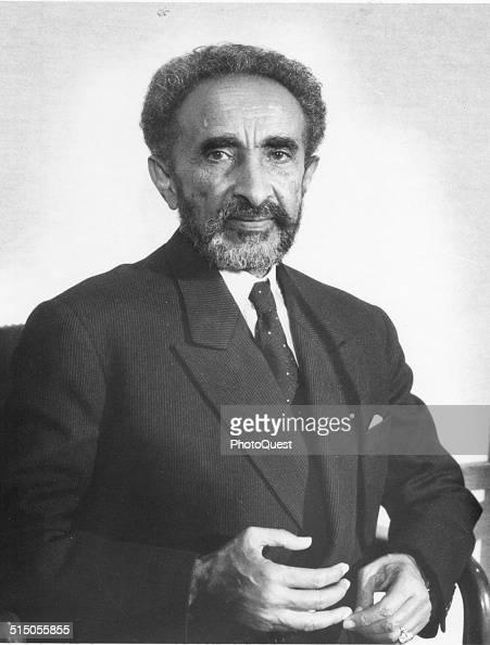 His Imperial Majesty Haile Selassie I Emperor of Ethiopia Washington DC 1966