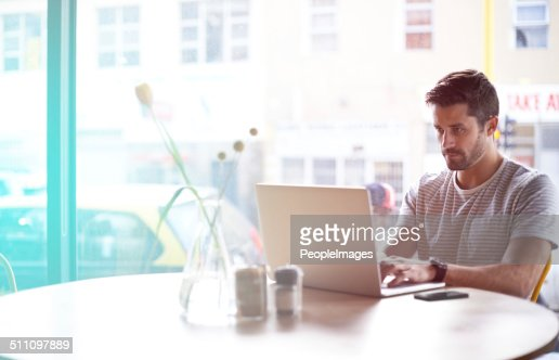 His preferred working style
