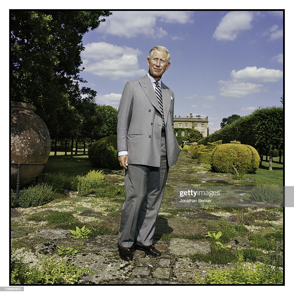 His Royal Highness <a gi-track='captionPersonalityLinkClicked' href=/galleries/search?phrase=Prince+Charles+-+Prince+of+Wales&family=editorial&specificpeople=160180 ng-click='$event.stopPropagation()'>Prince Charles</a> is photographed at Highgrove for Vanity Fair Magazine on June 21, 2010 in Gloucestershire, England. PUBLISHED
