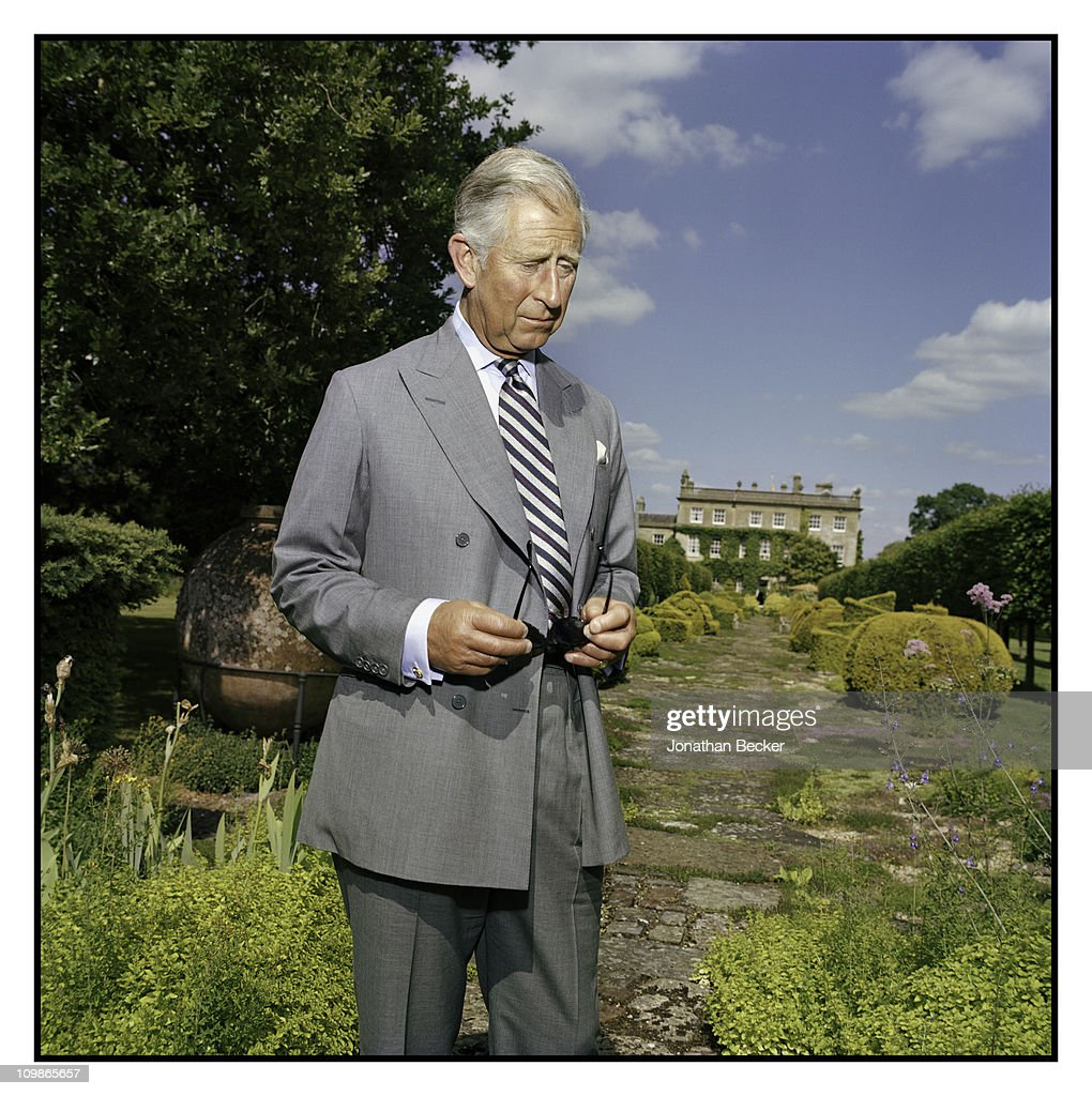 His Royal Highness <a gi-track='captionPersonalityLinkClicked' href=/galleries/search?phrase=Prince+Charles+-+Prince+of+Wales&family=editorial&specificpeople=160180 ng-click='$event.stopPropagation()'>Prince Charles</a> is photographed at Highgrove for Vanity Fair Magazine on June 21, 2010 in Gloucestershire, England. Published image.