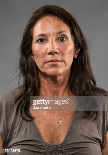 hispanic fifty something woman stock photo getty images