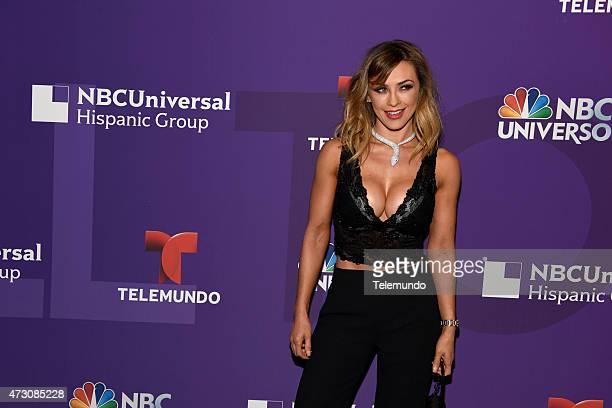 UPFRONT '2015 Hispanic Group Upfront at Jazz at Lincoln Center on Tuesday May 12 2015' Pictured Aracely Arambula 'Doña Babara'
