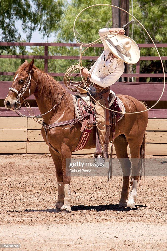 Hispanic Horseman