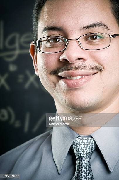 hispanic professor