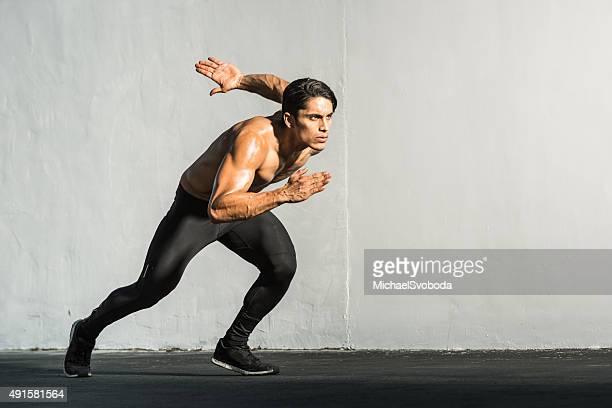 Hispanische Runner