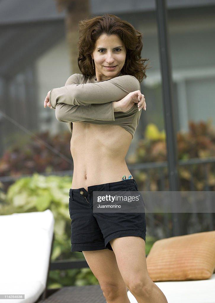Nudist norma secretary