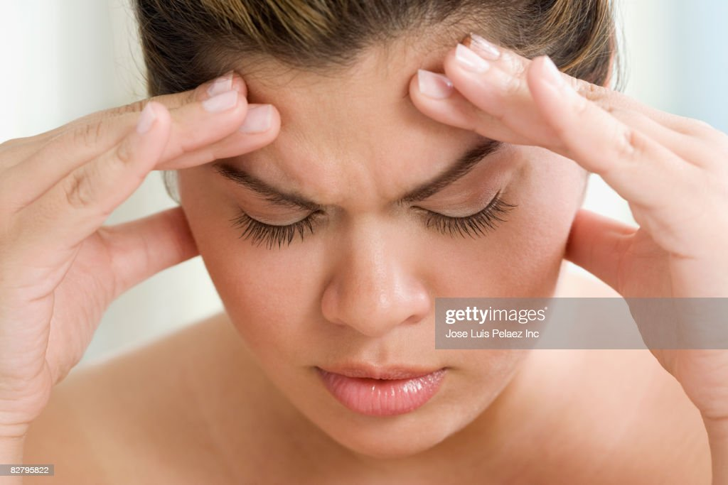 Pain in my forehead? I have pain in my forehead and it ...