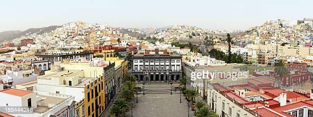 Historcial town of Las Palmas de Gran Canaria