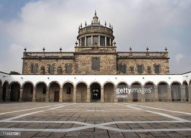 Edificio histórico en Guadalajara