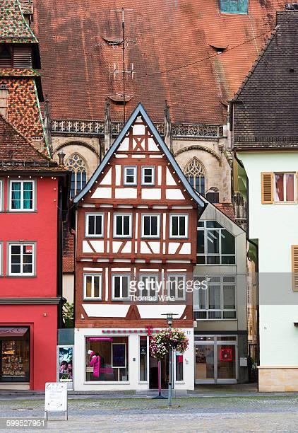 Historic Building in Schwäbisch Gmünd