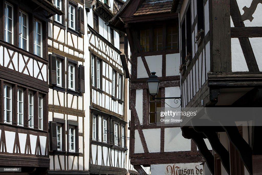 Historic Buildings, Rue du Bain aux Plantes