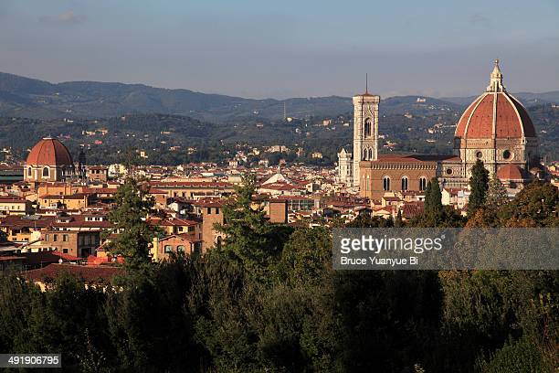 Historic center with Florence Cathedral