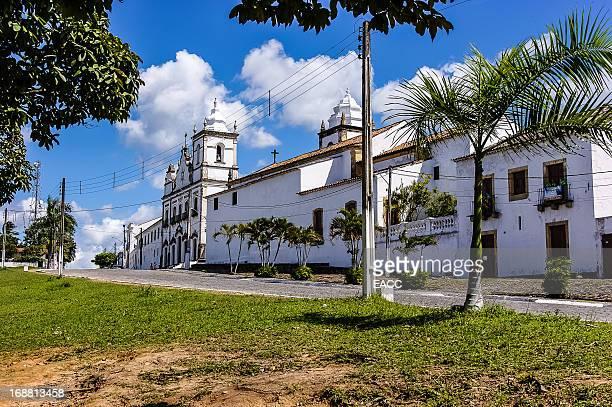 Historic church of Igarassu