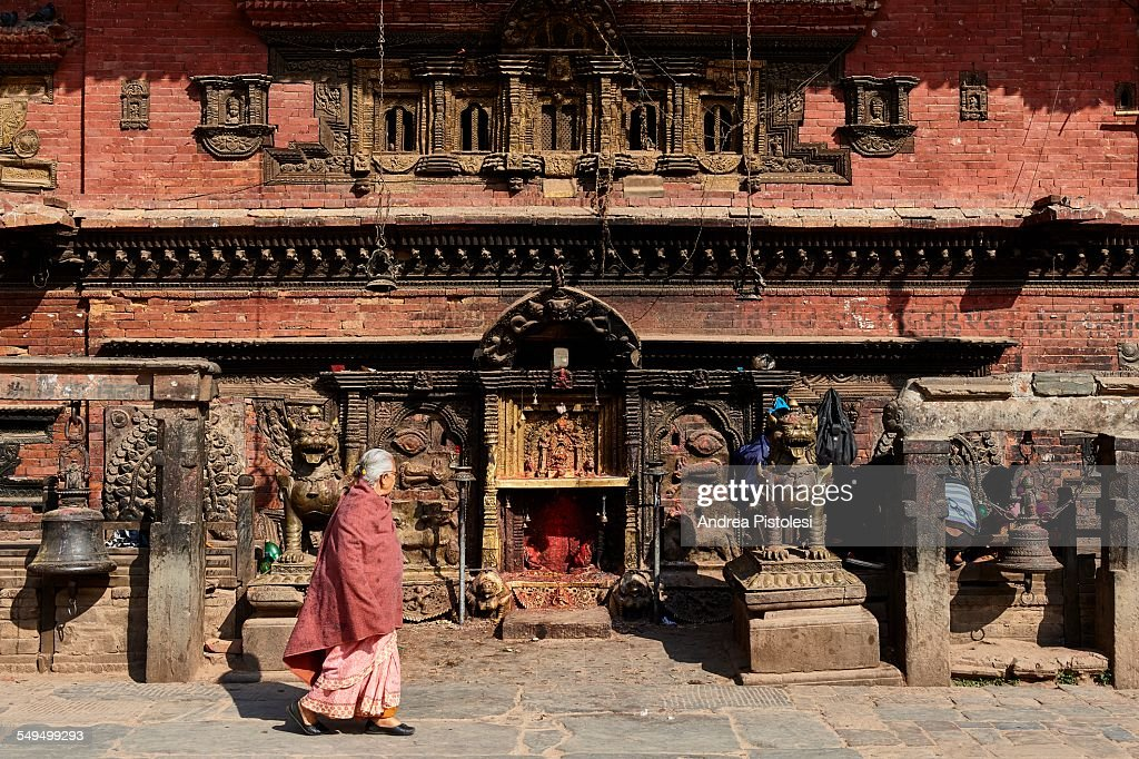 Historic City of Bhaktapur, Nepal