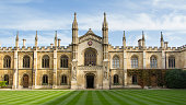College of Corpus Christi and the Blessed Virgin Mary in Cambridge, United Kingdom