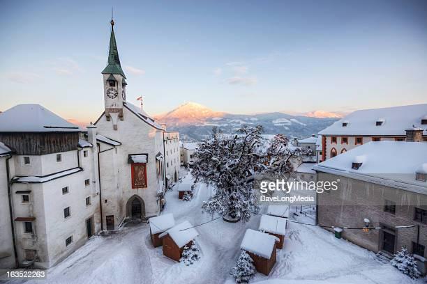 Historischer Europäischer Winter