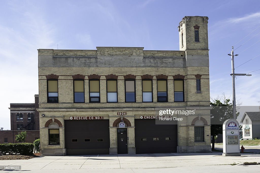 CONTENT] Historic Fire Station building in Sheboygan, WI