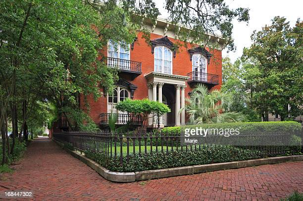 Historic Home: Savannah, Georgia