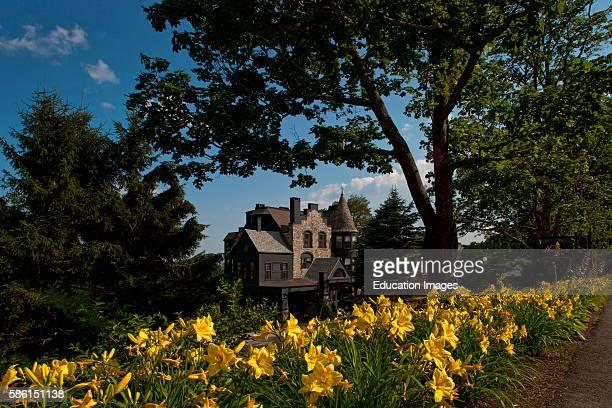 Historic Maine Castle Norumbega Inn Camden ME