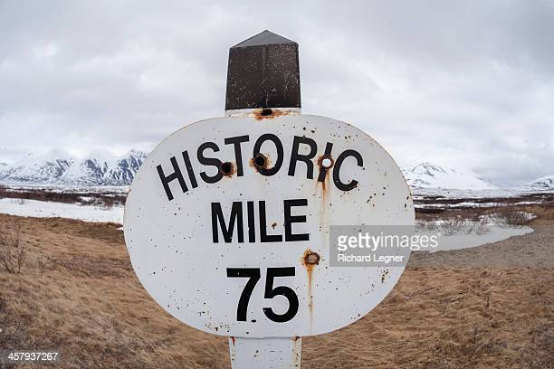 historic mile 75
