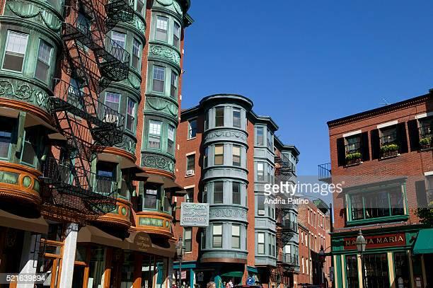 Historic North End neighborhood, Boston