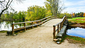 The North Bridge, often colloquially called the Old North Bridge, is a historical site in the Battle of Concord, the first day of battle in the American War of Independence.