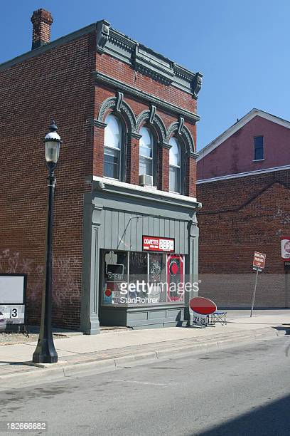 Historic Old Store Front