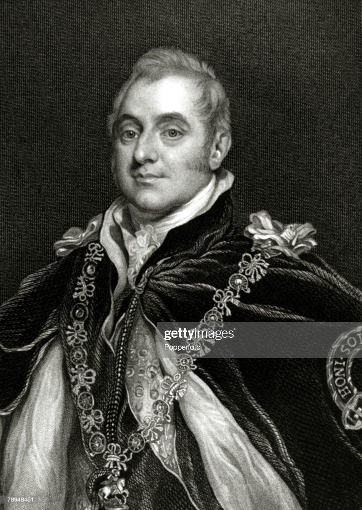 circa 1800 Henry Charles Somerset Duke of Beaufort