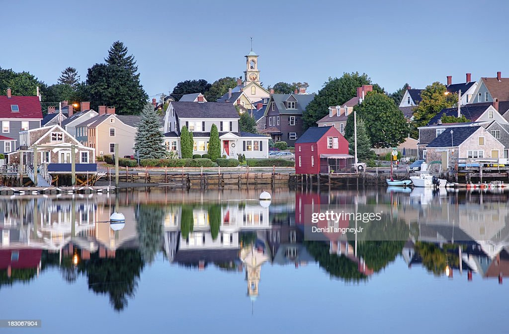 'Historic Portsmouth, New Hampshire'