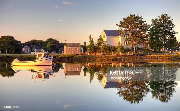 Historic Portsmouth, New Hampshire Seaport