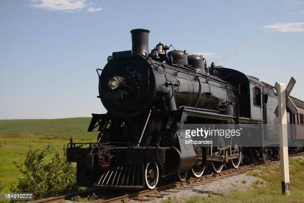 Histórico motor de vapor.