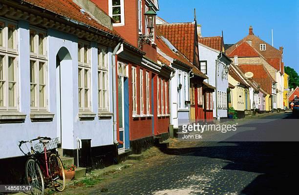 Historic street.