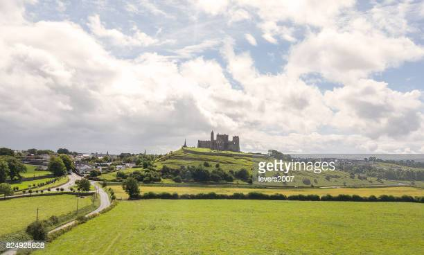 Historic town of Cashel, Co. Tipperary, Ireland.