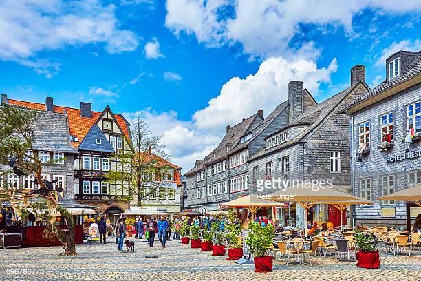 Historic Town of Goslar, Market square