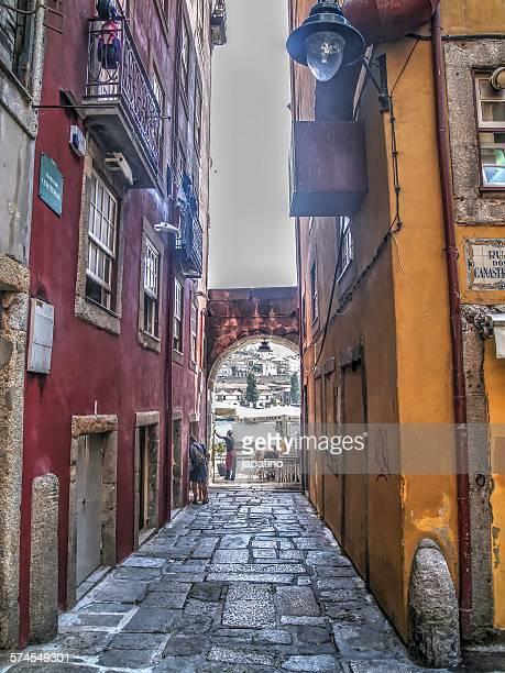Historic town of Porto