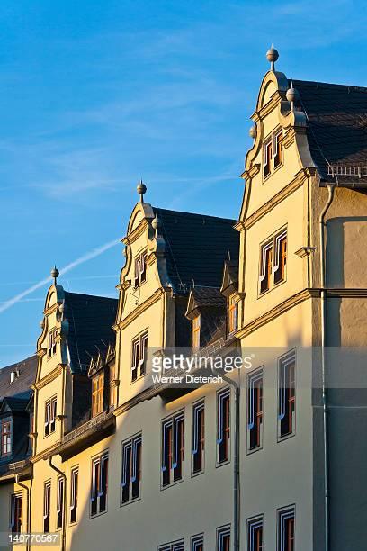 Historical Anna Amalia library in Weimar, Gemany
