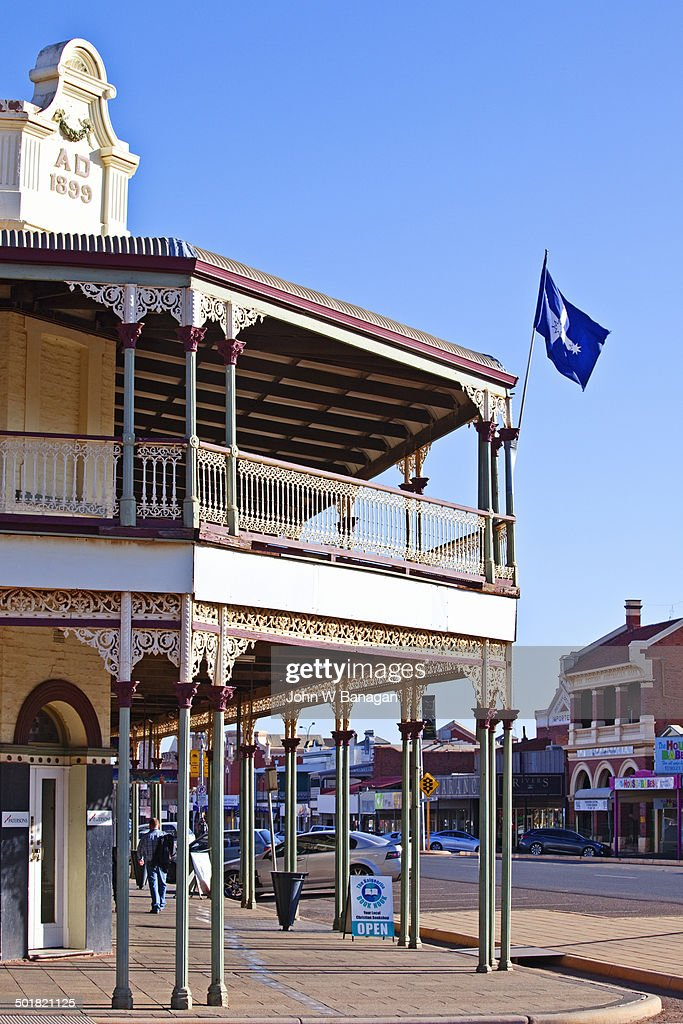 Historical Buildings, Kalgoorlie, WA