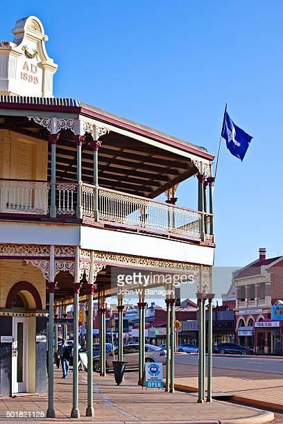 Historical Buildings, Kalgoorlie, WA