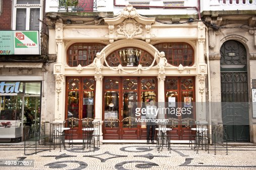 Historical Café Majestic, Rua de Santa Catarina