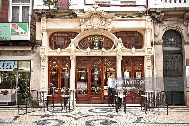 Historical Caf? Majestic, Rua de Santa Catarina