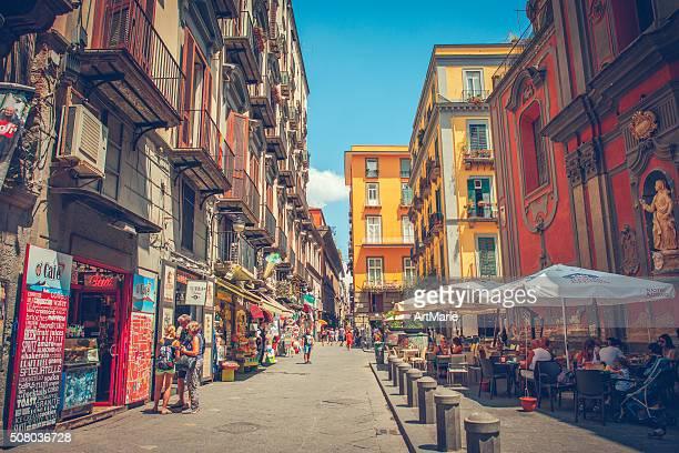 Historical center of Naples